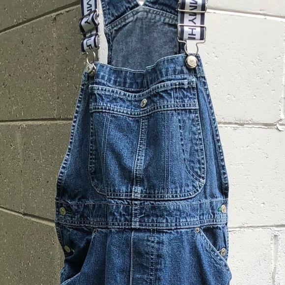 0b1c3cd8 Tommy Hilfiger Jeans | Vintage Overalls Womens Large | Poshmark